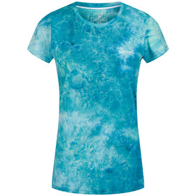 Regatta Fingal IV t-shirt Dames, ceramic tie-dye